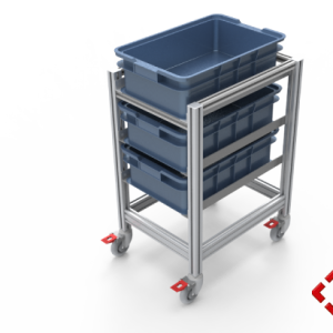 MANUFACTURING PACKING TROLLEYS