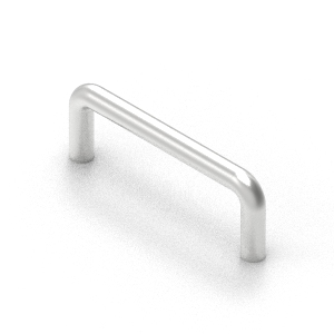 105-4 D-handle stainless steel