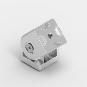 40x40 Heavy Duty Hinge