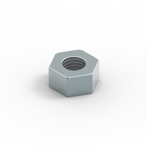 metric and imperial hex nuts